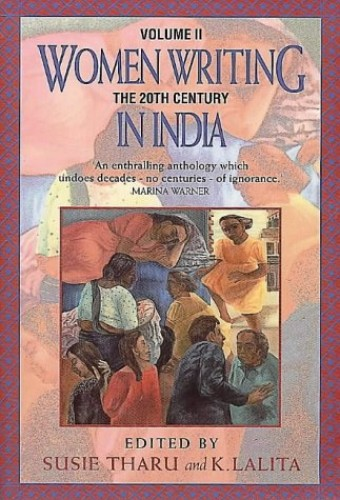 Women Writing in India By Susie Tharu