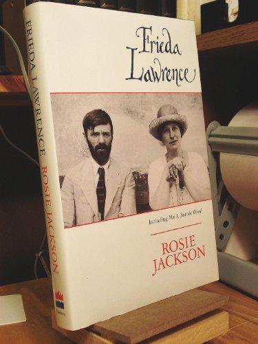 Frieda Lawrence By Rosie Jackson