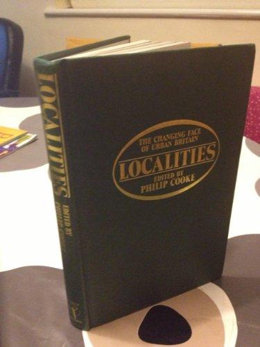Localities - Cooke