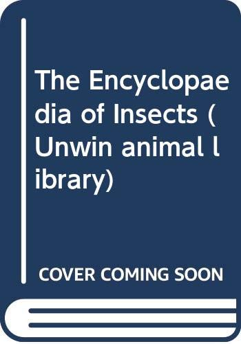 The Encyclopaedia of Insects By Christopher O'Toole