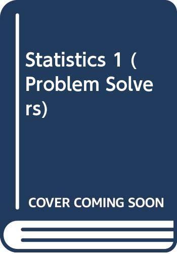 Statistics 1 By A.K. Shahani