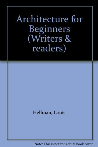 Architecture for Beginners By Louis Hellman