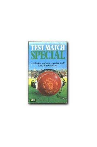 Test Match Special By Edited by Peter J. Baxter