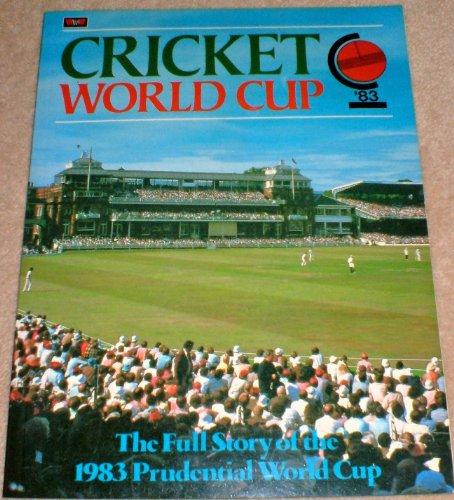 Cricket World Cup By Derek Hodgson