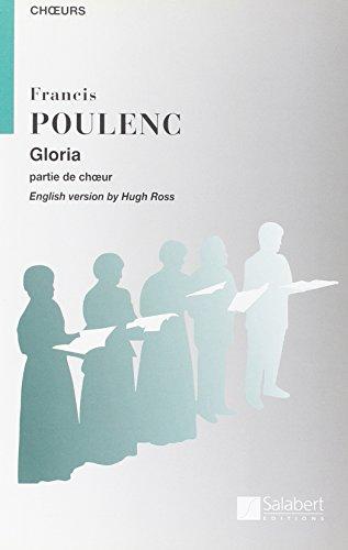 Gloria Chant By Francis Poulenc
