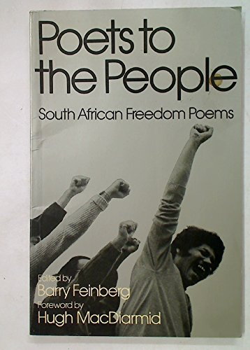 Poets to the People By Edited by Barry Feinberg
