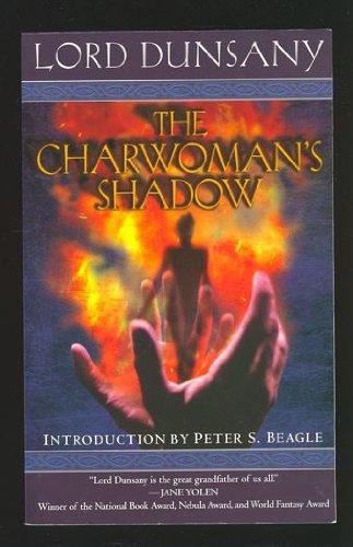 Charwoman's Shadow By Edward Plunkett,Baron Dunsany