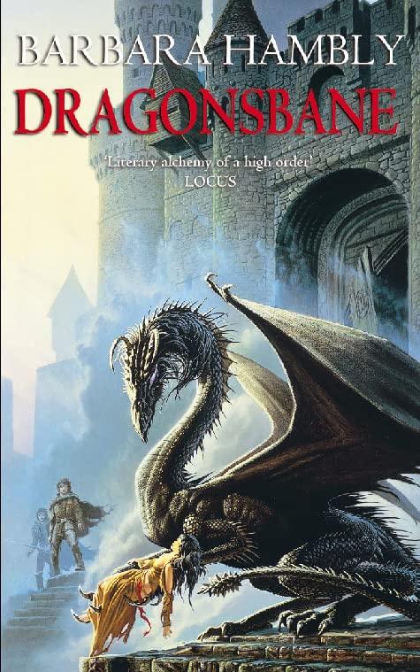 Dragonsbane By Barbara Hambly