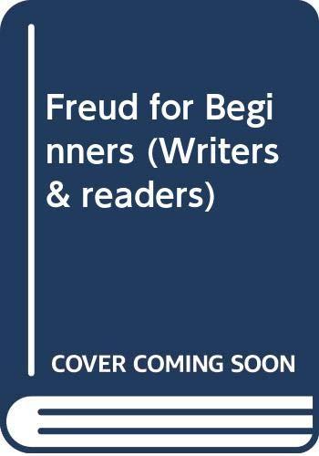 Freud for Beginners By Richard Appignanesi