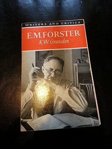 E.M.Forster By K. W. Gransden