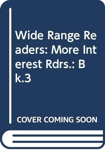 Wide Range Readers By Phyllis Flowerdew