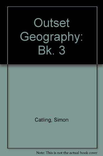 Outset Geography By Simon Catling