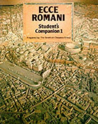 Ecce Romani By Scottish Classics Group
