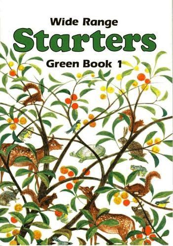 Wide Range Green Starter Book 01 By Phyllis Flowerdew