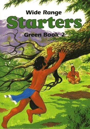 Wide Range Green Starter Book 02 By Phyllis Flowerdew