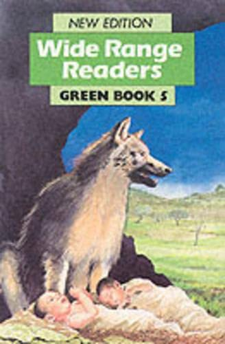 Wide Range Reader Green Book 05 Fourth Edition: Green Book Bk. 5 By Fred J. Schonell