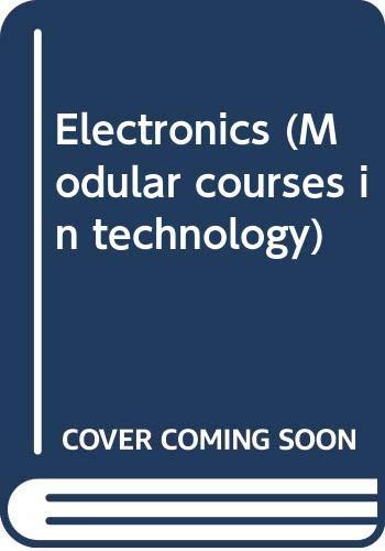 Electronics By School Curriculum Development Committee