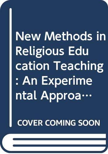 New Methods in Religious Education Teaching By J. Hammond