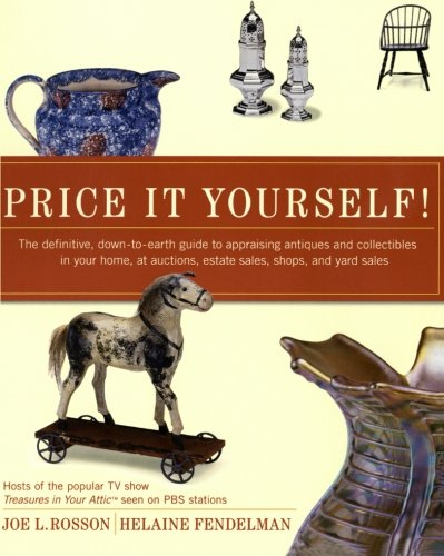 Price it Yourself! By Joe L. Rosson