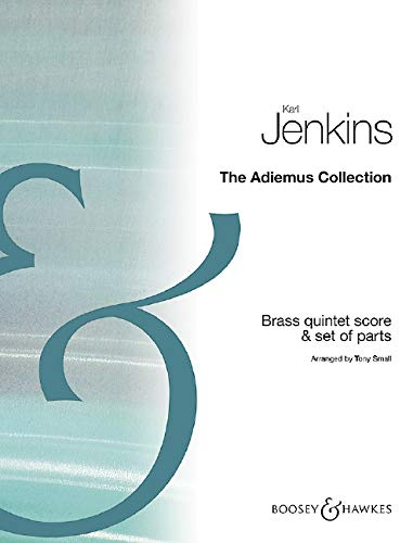 The Adiemus Collection Musique d'Ensemble-Partition+Parties Separees By K JENKINS