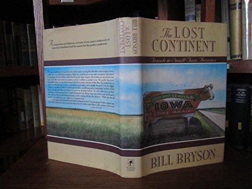 The Lost Continent von Bill Bryson