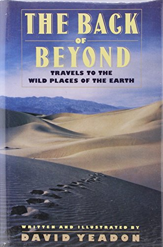 The Back of Beyond By David Yeadon
