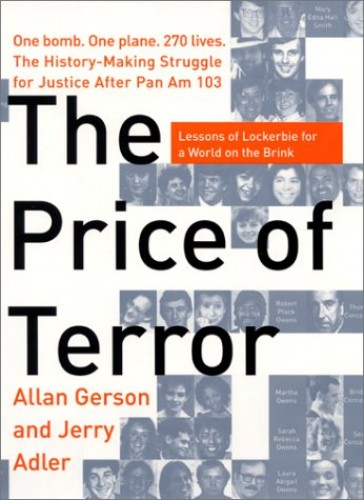 The Price of Terror By Allan Gerson