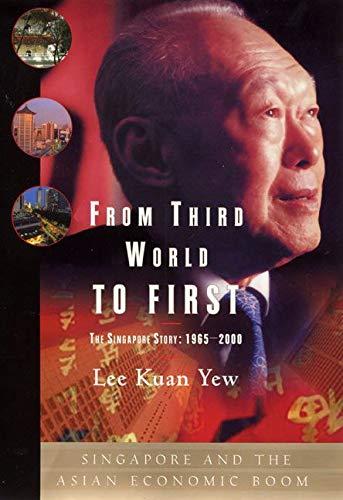 From Third World To First von Lee Kuan Yew