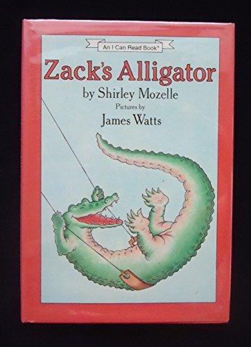 Zack's Alligator By Shirley Mozelle