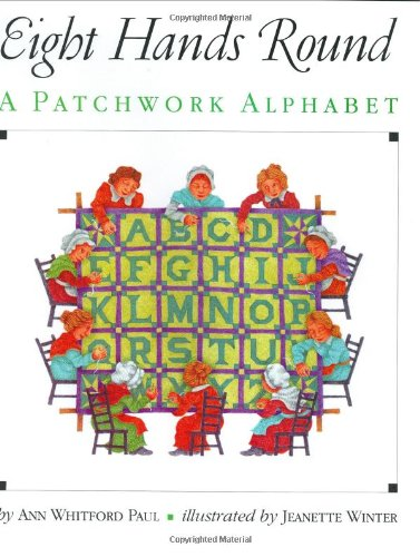 Eight Hands Round By Ann Whitford Paul