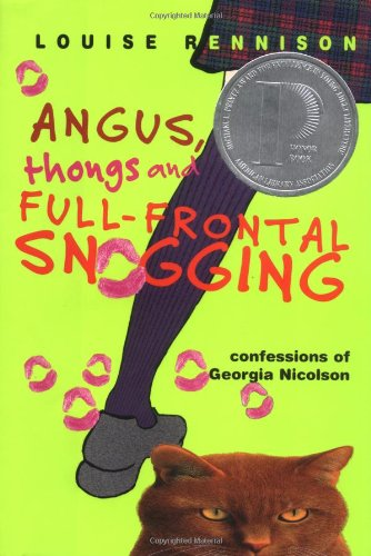 Angus, Thongs and Full-Frontal Snogging von Louise Rennison
