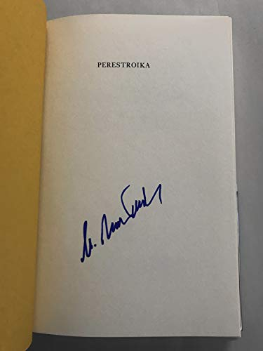 Perestroika New Thinking for Our Country and the World By Mikhail S. Gorbachev