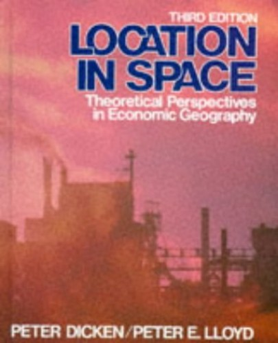 Location in Space By Peter Dicken