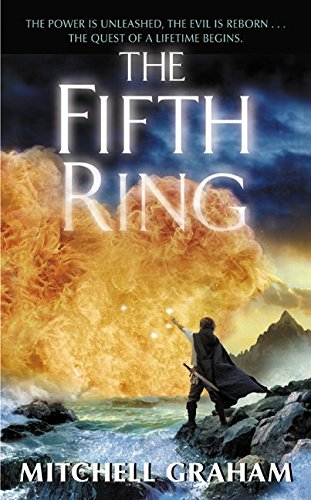Fifth Ring By Mitchell Graham