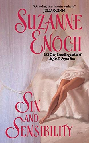 Sin And Sensibility By Suzanne Enoch