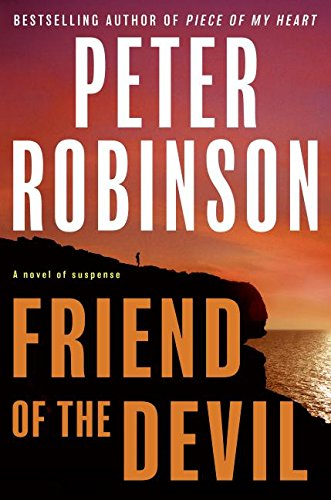 Friend of the Devil (Inspector Alan Banks) by Robinson, Peter 0060544376 The