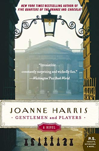 Gentlemen and Players (P.S.) By Joanne Harris