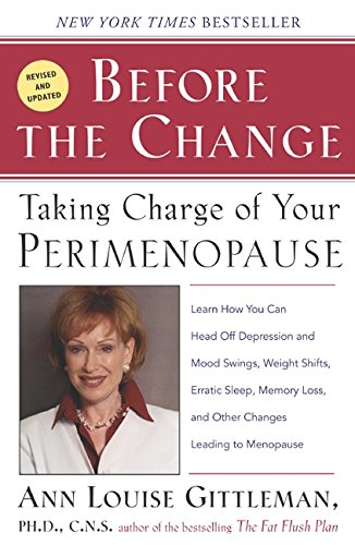 Before The Change Taking Charge Of Your Perimenopause By border=