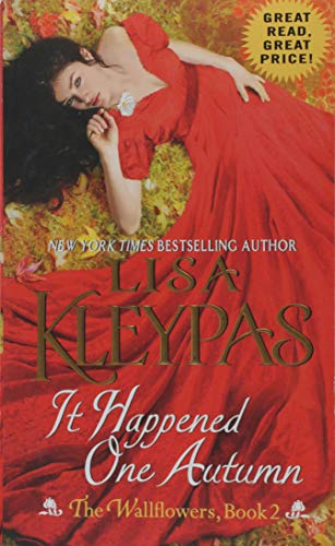 It Happened One Autumn By Lisa Kleypas