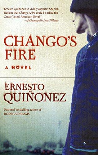 Chango's Fire By Ernesto Quinonez