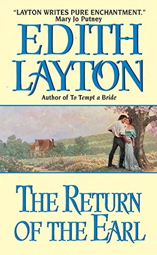 The Return Of The Earl By Edith Layton