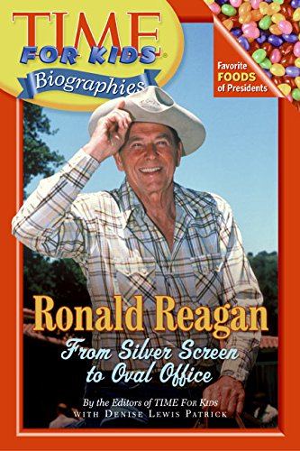 Time for Kids Ronald Reagan By Time-Magazine