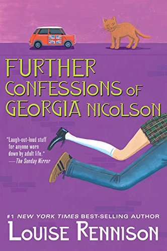 Further Confessions of Georgia Nicolson (Adult) By Louise Rennison
