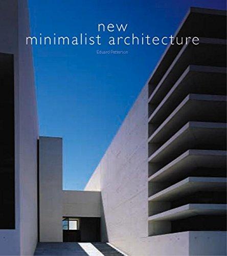 New Minimalist Architecture By Edward Peterson