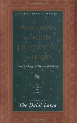 Awakening the Mind, Enlightening the Heart By Dalai Lama XIV