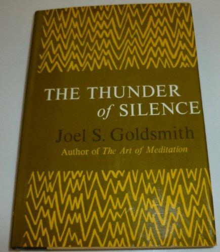 Thunder of Silence By Goldsmith