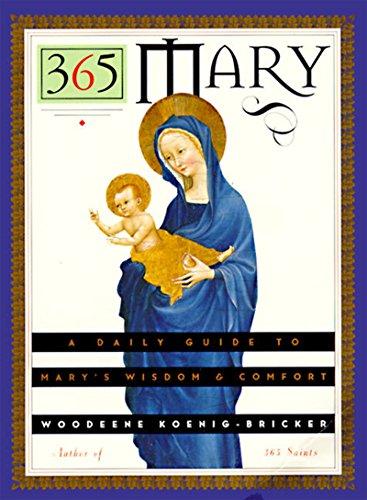 365 Mary By Woodeene Koenig-Bricker