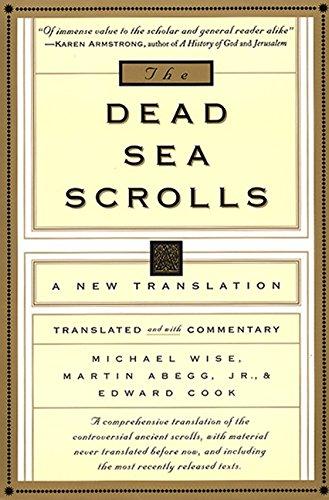 The Dead Sea Scrolls By Michael Owen Wise