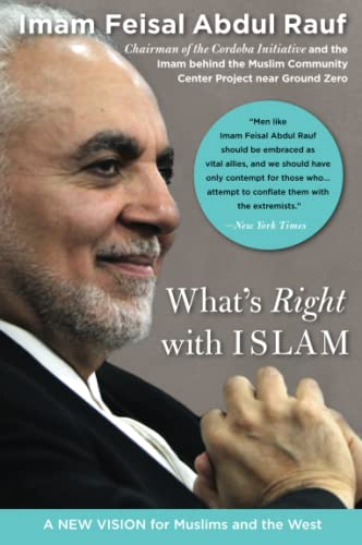 What's Right With Islam By Feisal Abdul Rauf