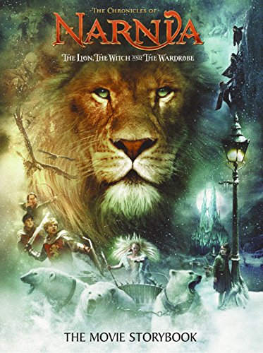 The Lion, the Witch, and the Wardrobe Movie Storybook By Kate Egan